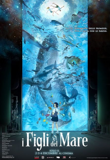 CHILDREN OF THE SEA - NEXO ANIME 2019