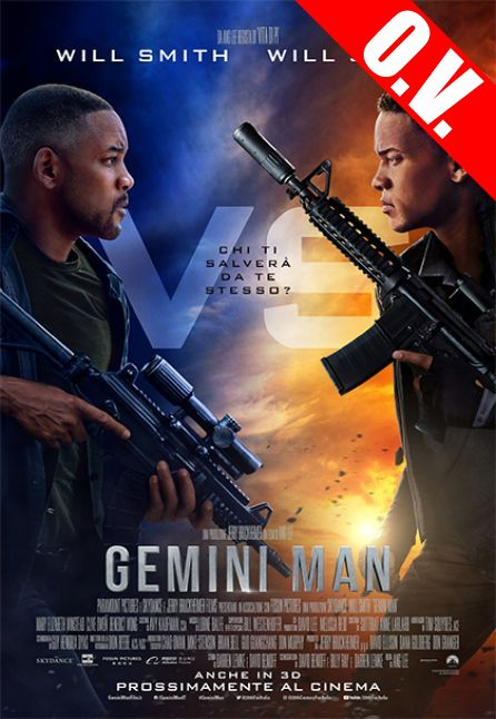 GEMINI MAN [2019] | ORIGINAL VERSION